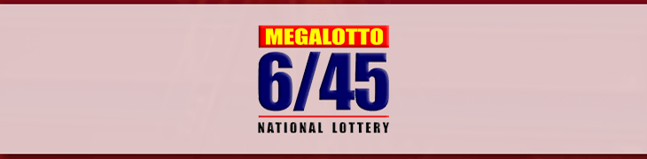 6/45 Mega Lotto Result Image