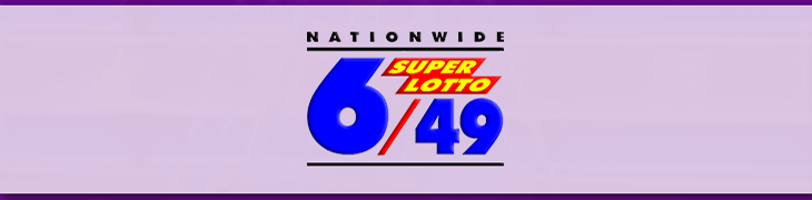 6/49 Super Lotto Result Image