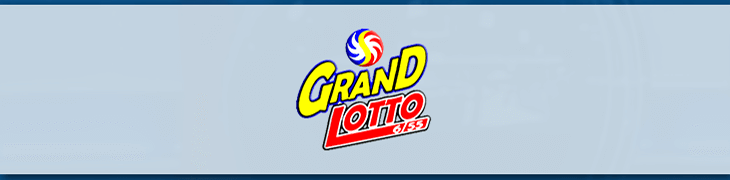 6/55 Grand Lotto Result Image