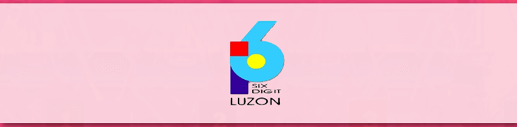 6-Digit Lotto Game Result Image