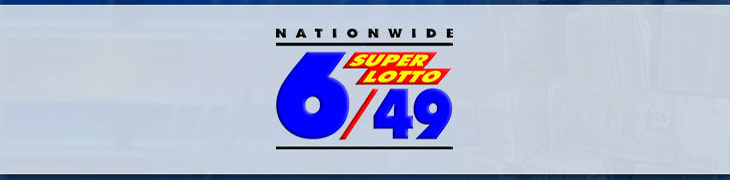 6/49 Lotto Draw Result Image