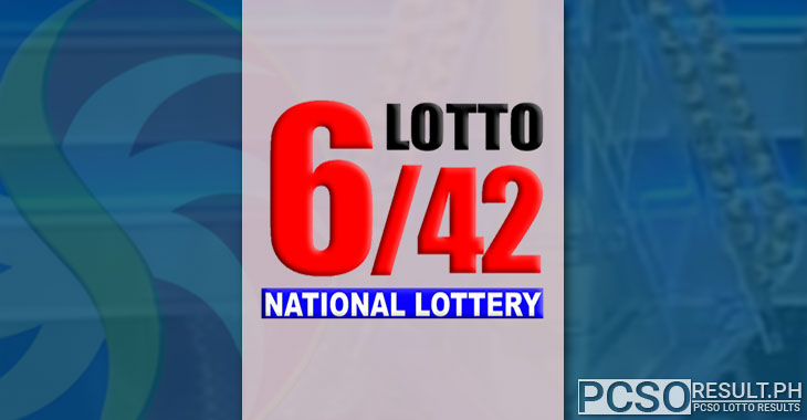 6/42 Lotto Result Image