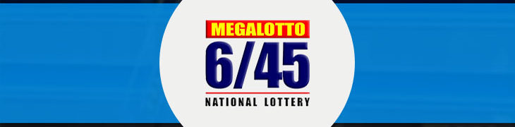 PCSO 6/45 Lotto game