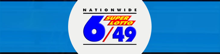 PCSO 6/49 Lotto game