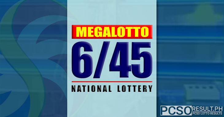 6/45 Lotto Result Image
