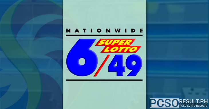 6/49 Lotto Result Image