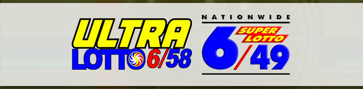 Image of 6/58 and 6/49 lotto draws