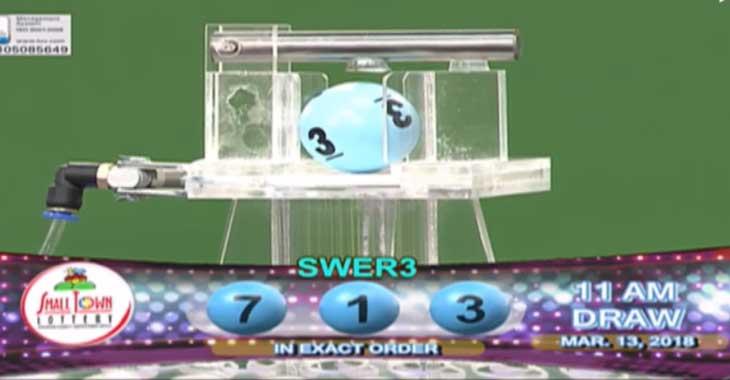 STL Swer3 Result March 13, 2018