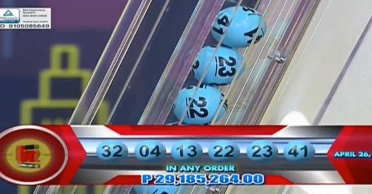 lotto 4d result
