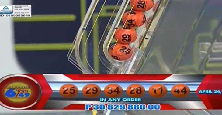 lotto 649 3 out of 6 numbers