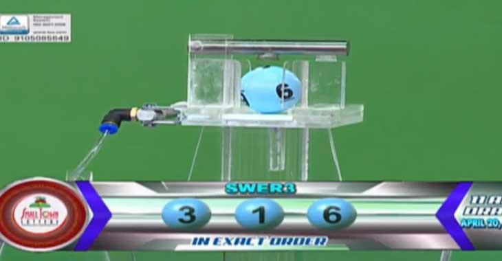 STL Swer3 Result: 3-1-6