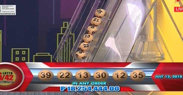 Lotto 30.12.15