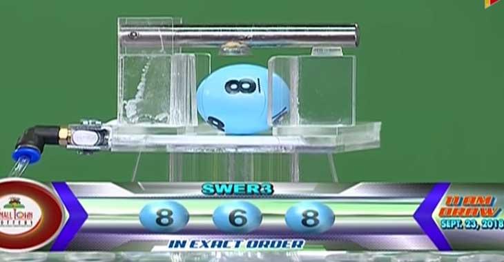 STL Swer3 Result: 8-6-8