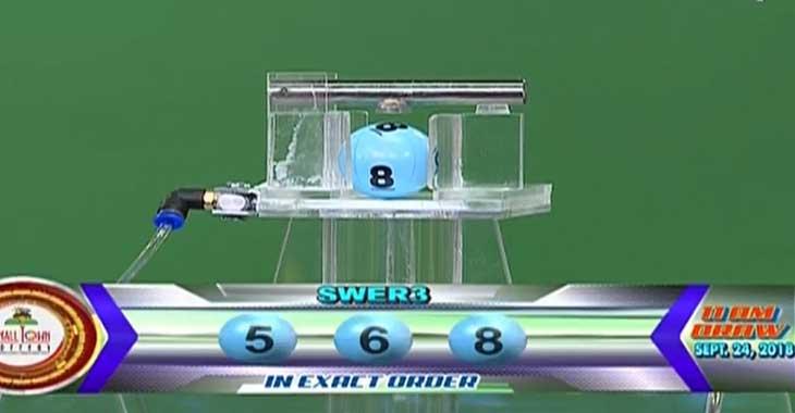 STL Swer3 Result: 5-6-8