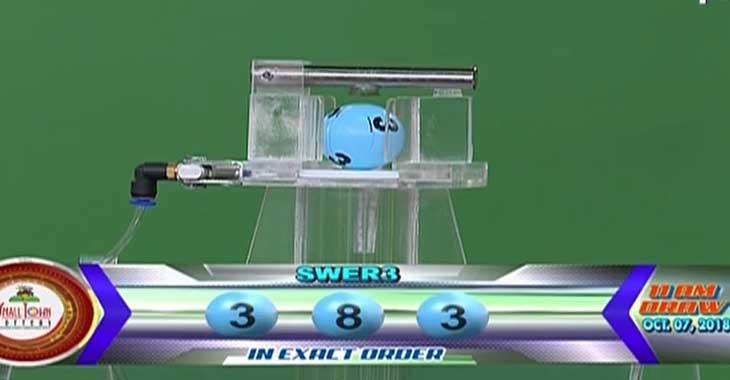 STL Swer3 Result: 3-8-3