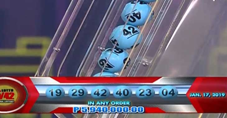 Lotto 06.06.2021