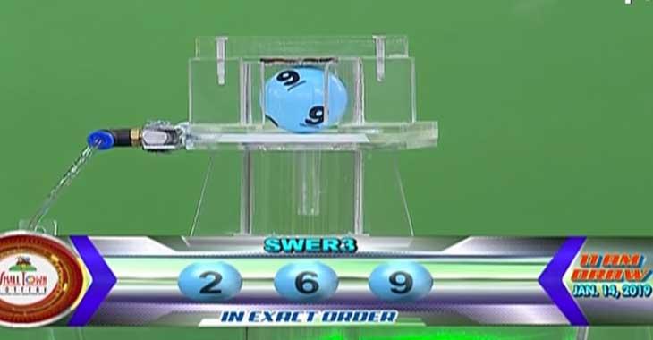 STL Swer3 Result: 2-6-9